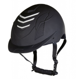 HKM Cap -Sportive zwart