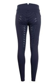 Montar Leslie Rijlegging Full Grip black Dames