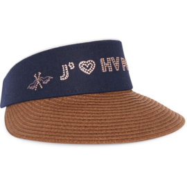 HV Polo Sun Hat Jadore Navy