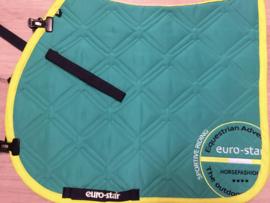 Eurostar zadeldoek Excellent veelzijdig Full Aqua