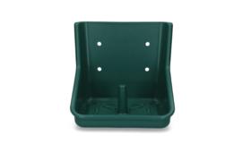 Liksteenhouder kunststof Robu 10 kg liksteen groen