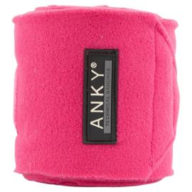Anky fleece bandages verschillende kleuren