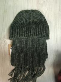 Br muts + sjaal
