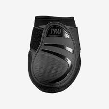 "Lamicell  Fetlock boots open ""Elite"" zwart"
