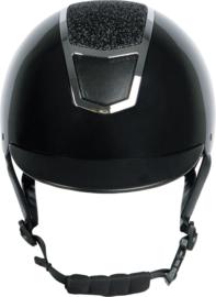 Harry horse veiligheidscap, Matterhorn sparkle zwart /zilver