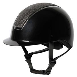 Harry horse veiligheidscap, Regal Sparkle zwart