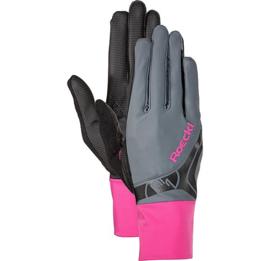 Roeckl handschoenen Melbourne grijs