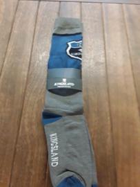 Kingsland socks grey melange 38-40