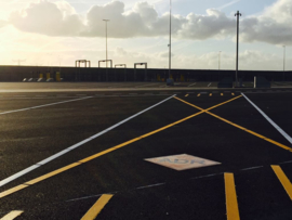 Truck parking Maasvlakte Plaza welcomes first truck