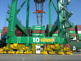 Everport Terminal Services deploys Crane OCR