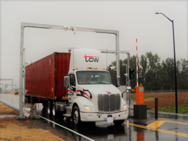 GPA Appalachian Regional Port's Automated gate Go Live!
