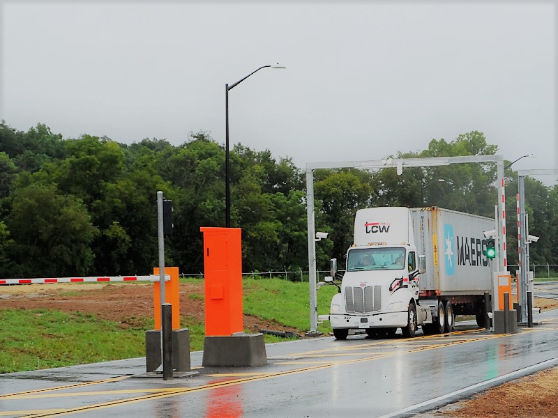 GPA Appalachian Regional Port's Automated gate Go Live!