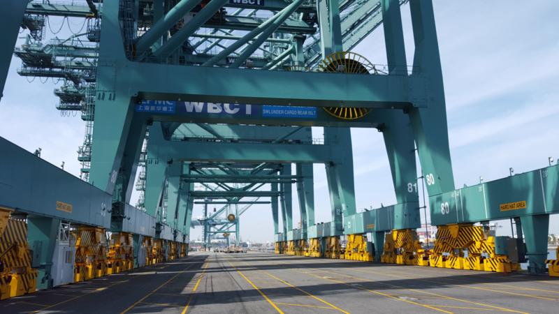 WBCT uses 3 generations of CERTUS Crane OCR