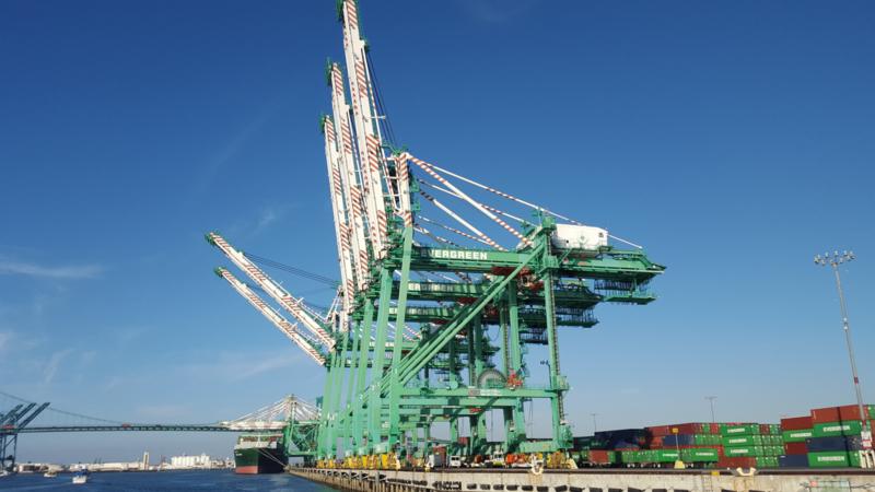 Everport Terminal Services deploys Crane OCR