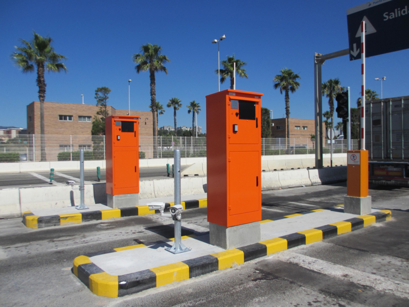Gate Automation at APM Terminals Algeciras