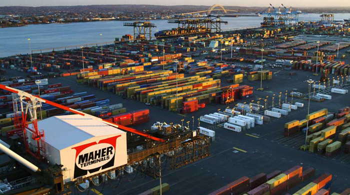 MAHER Terminals awards CERTUS the Gate Automation for Its Newark Terminal