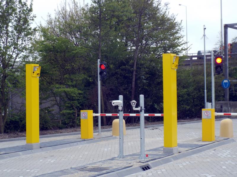 Rotterdam Cool Port operates Automated Gate