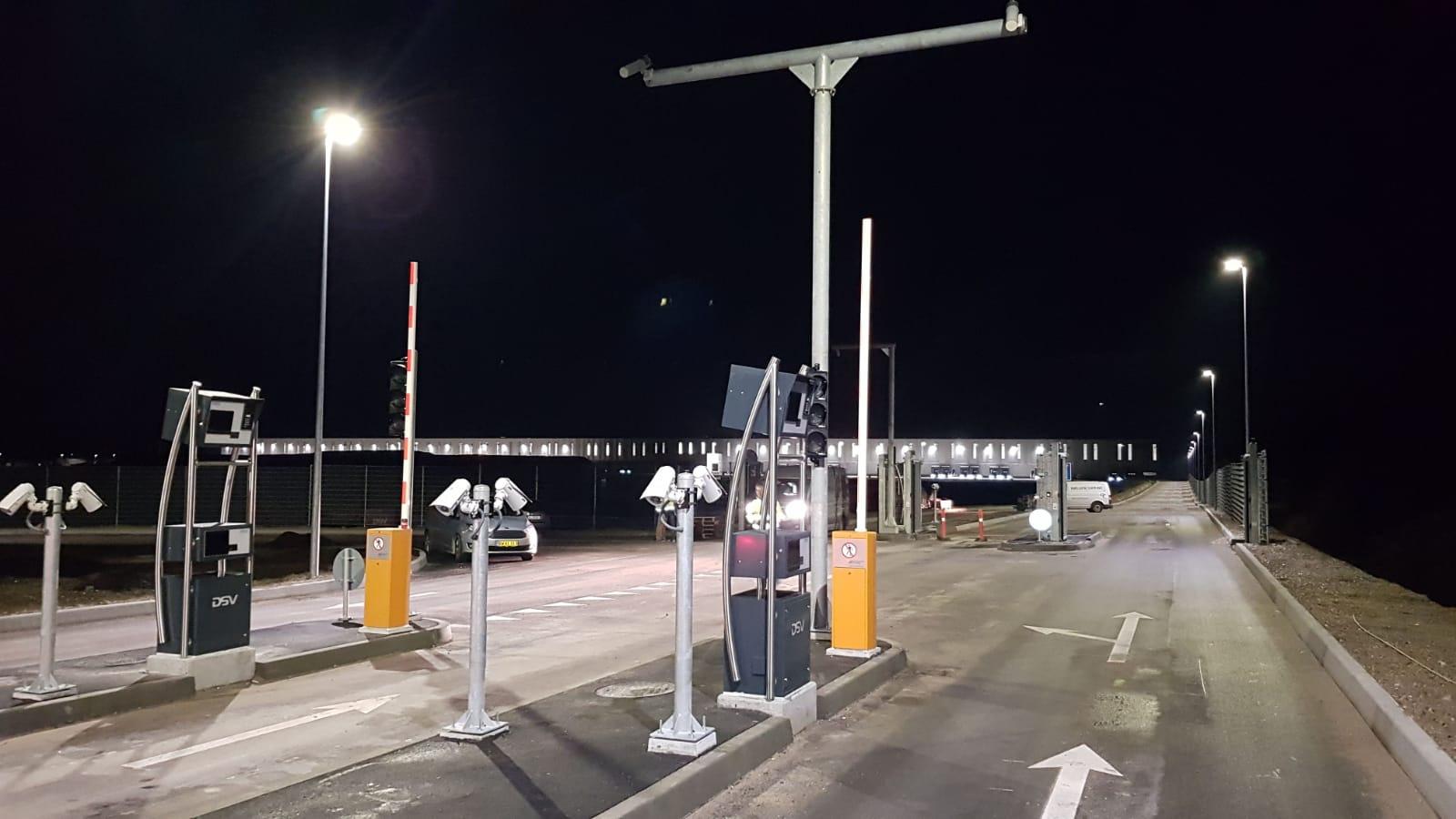CERTUS Kiosks at DSV, Denmark