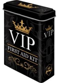 VIP First aid kit Pleisterdoosje
