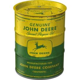 Money Box Oil Barrel John Deere   Special Purpose Oil