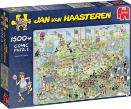 Highland Games - Jan van Haasteren (1500)​ ​
