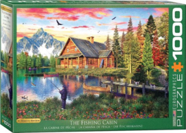 The Fishing Cabin - Dominic Davison (1000)