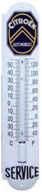 Citroen Service 3 Thermometer 6,5 x 30 cm
