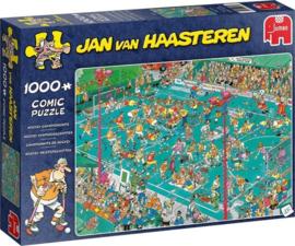 Hockey Kampioenschappen - Jan van Haasteren (1000)