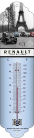 Renault 4CV Thermometer