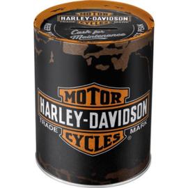 Harley Davidson Genuine Spaarpot