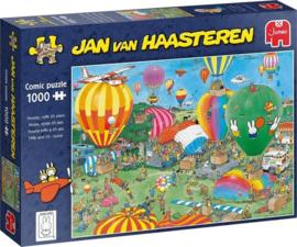 Hoera, Nijntje 65 jaar - Jan van Haasteren (1000)