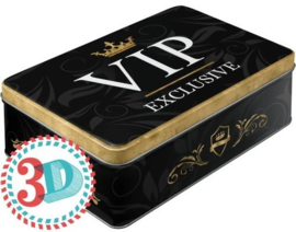 VIP Exclusive - Bewaarblik