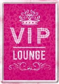VIP Lounge Metalen  Postcard 10 x14 cm