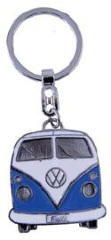 VW T1 Sleutelhanger Blauw