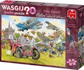 Tijdreizen (1000) Wasgij Retro Original 5.