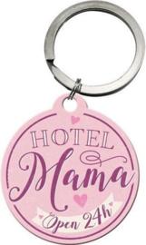 Hotel Mama.  Sleutelhanger.