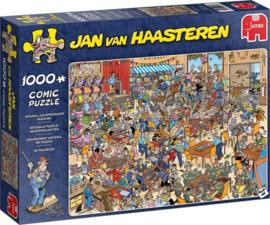 NK Legpuzzelen - Jan van Haasteren (1000)