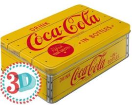 Coca Cola Logo Yellow Bewaarblik