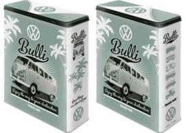 VW Retro Bulli Bewaarblik.