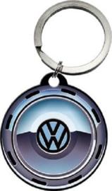 VW  Wheel Sleutelhanger.