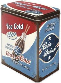 Have a Cola! Bewaarblik
