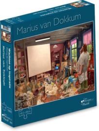 Wachten op Inspiratie - Marius van Dokkum