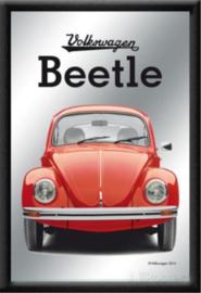 Volkswagen Beetle Spiegel 22 x 32 cm.