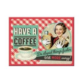 Koffie en Thee.