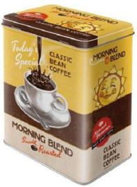 Morning Blend Koffie- Bewaarblik