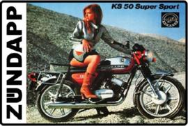 Zundapp KS 50 Super Sport