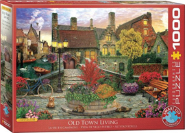 Old Town Living - Dominic Davison (1000)