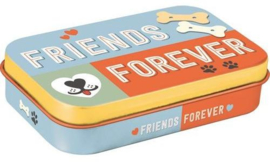Pet Treat Box Friends Forever