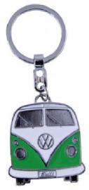 VW T1 Sleutelhanger Groen