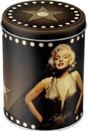 Marilyn Monroe Bewaarblik Rond.